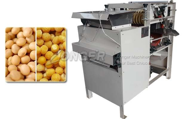 High Efficiency Soy Bean Peeler
