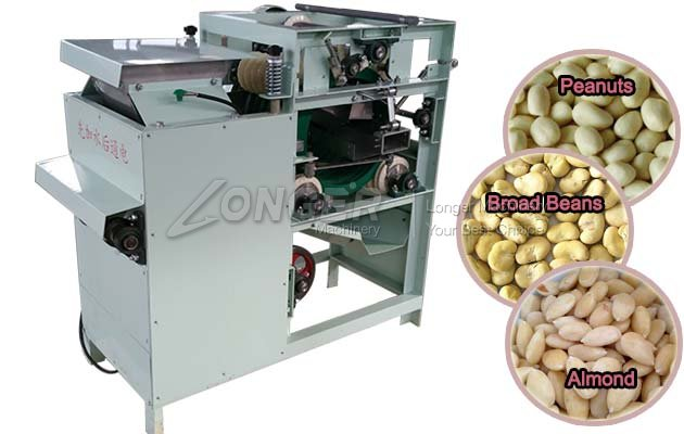 Peanut Skin Removing Machine Wi