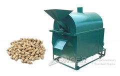 Small Scale Peanut Roaster Machine