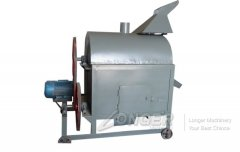 LGJG-400 Peanut Dryer and Roaster Machine
