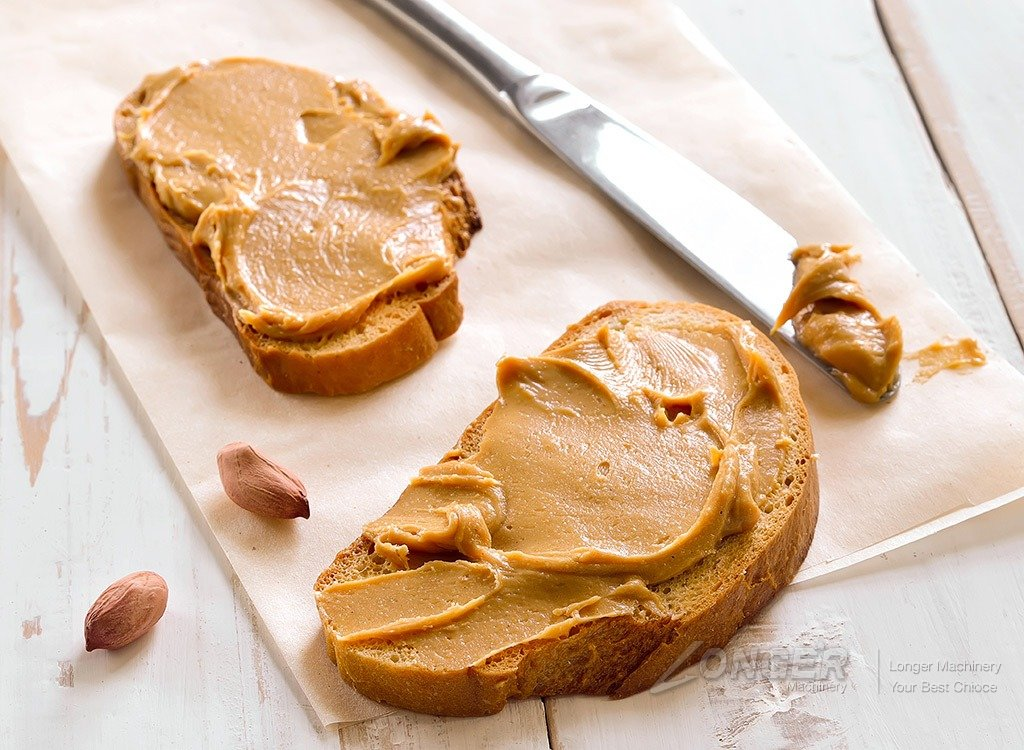 Roast peanut and peanut butter