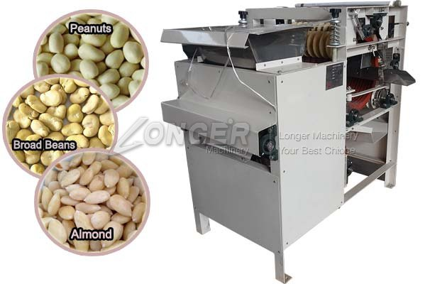 Automatic Peanut Peeling Machine